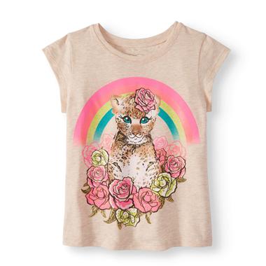 áo thun 365 - Mèo và câù vòng