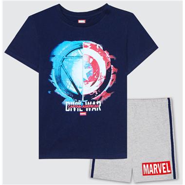 Bộ Marvel 19 - Màu Xanh Đen