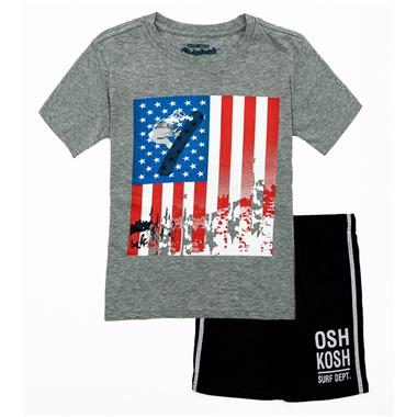 Bộ Oshkosh đại - Cờ Mỹ