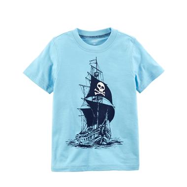 áo thun Carter's - cướp biển