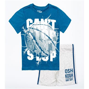 Bộ Oshkosh đại -  Cant stop