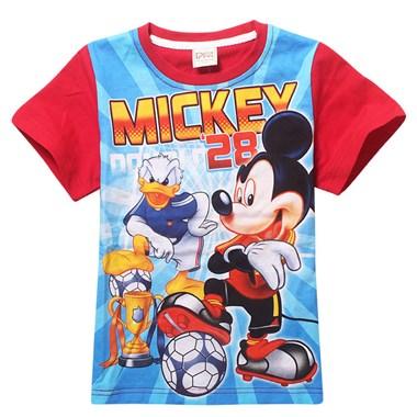 AS070 - Mickey và vịt Donal
