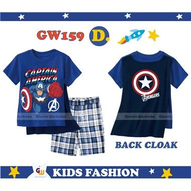 GW 159 - Captian America