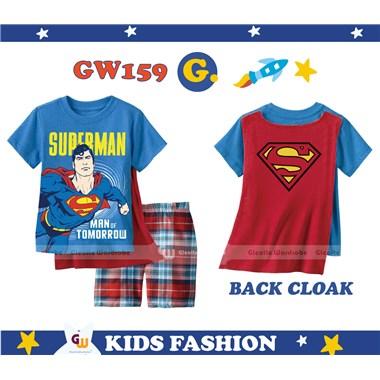 GW 159 - Supper man