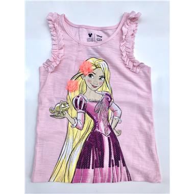 Áo thun bé gái Disney - Công chúa tóc mây