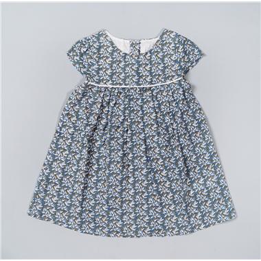 Váy The Little White - Hoa xanh