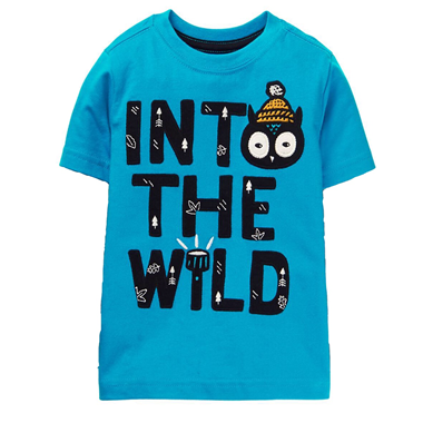 áo thun Gymboree - Into the wtld