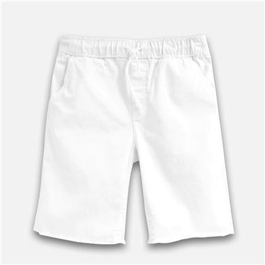 Quần short kaki- Trắng