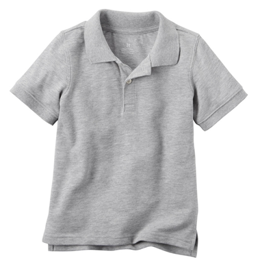 áo Oshkosh Polo - xám