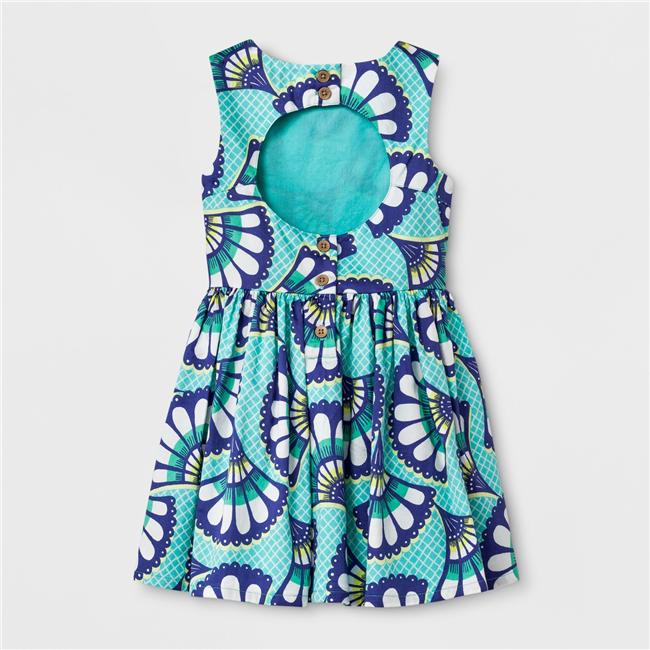 Váy khoét lưng Oshkosh - cánh quạt