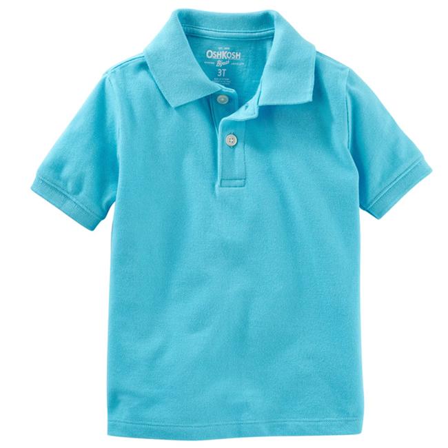 áo Oshkosh Polo - xanh da trời