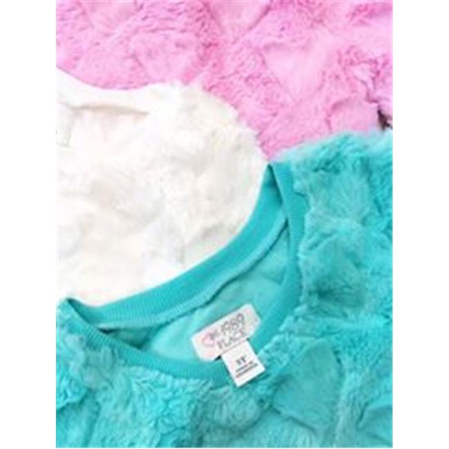 Áo lông cừu - Tim xanh ngọc