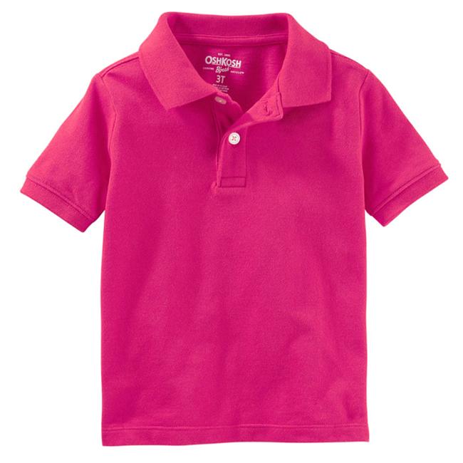 áo Oshkosh Polo - hồng