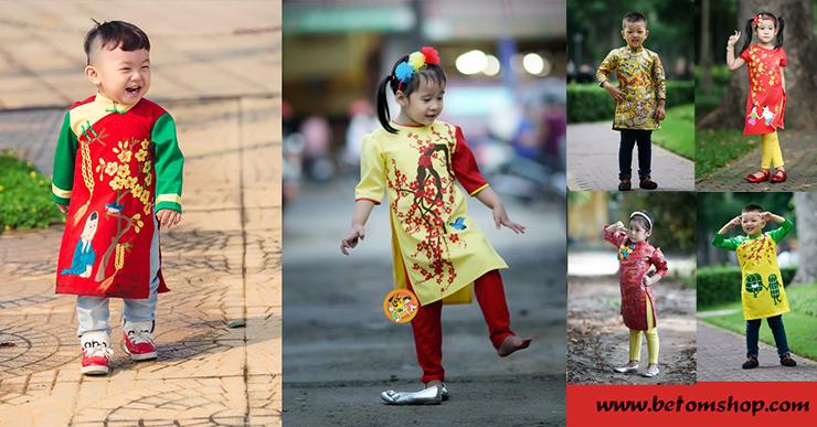 Thời trang trẻ em giảm giá