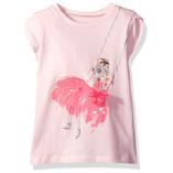 Thời trang trẻ em : Áo thun Place - Tiểu thư nhỏ