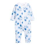 Thời trang trẻ em : Body Suit dài - Mickey mặt xanh 1