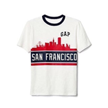Thời trang trẻ em : Áo thun Gap - Gap San Francísco