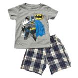 Thời trang trẻ em : Bộ Carter's B09 - Batman xám