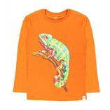 Thời trang trẻ em : Áo Gap tay dài - Tăc kè hoa