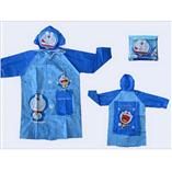 Thời trang trẻ em : Áo mưa - Doremon