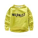 Thời trang trẻ em : Áo thun da cá Wildness