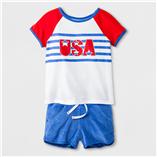 Thời trang trẻ em : Bộ sát nách Cat & Jack - USA