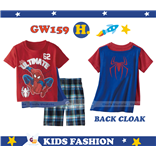 Thời trang trẻ em : GW 159 - Spider man
