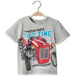 Thời trang trẻ em : Áo Paolomino 08 - Xe công Nông