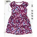 Thời trang trẻ em : Váy Geejay - Bướm tím