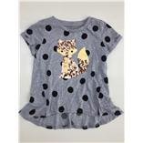 Thời trang trẻ em : Áo thun Cat & Jack - Cáo vàng