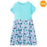 Thời trang trẻ em : Váy thun Gymboree - Mài ốc