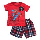 Thời trang trẻ em : Bộ Carter's B08 - Spider man đỏ