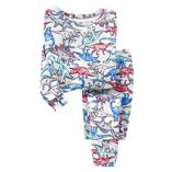Thời trang trẻ em : Bộ Thun baby gap - Khủng long