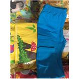 Thời trang trẻ em : Quần áo dài màu xanh dương
