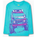 Thời trang trẻ em : Áo thun tay dài Gymboree - xe oto
