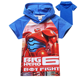 Thời trang trẻ em : AS058 - Bay Max
