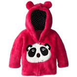 Thời trang trẻ em : Áo khoác Lông cừu - Gấu con