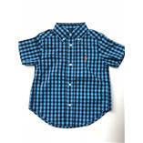 Thời trang trẻ em : Áo sơ mi Polo018 - Sọc 11
