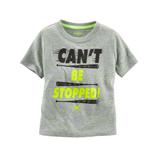 Thời trang trẻ em : Áo thun Oshkosh - Can't be Stopped