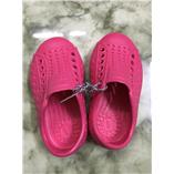 Thời trang trẻ em : Giày Native Eva - hồng đậm
