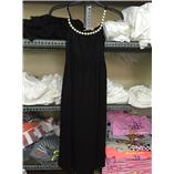 Thời trang trẻ em : Đầm Maxi  H&M - đen