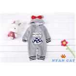 Thời trang trẻ em : HQ522 - Minie Mouse