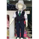 Thời trang trẻ em : Bộ vest BO001