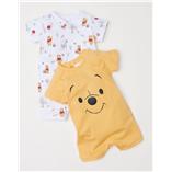 Thời trang trẻ em : Body suit H&M - Gâú Pooh vang