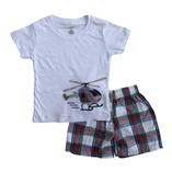 Thời trang trẻ em : Bộ Carter's - Trực thăng