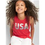 Thời trang trẻ em : áo Gap nơ vạt - USA