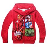 Thời trang trẻ em : AK072 - Người sắt (đỏ)