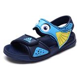 Sandan Adidas - Xanh Cá