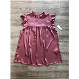 Thời trang trẻ em : Áo lụa old navy - hồng