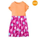Thời trang trẻ em : Váy thun Gymboree - Cây kem